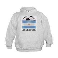 Argentina Soccer Hoodie