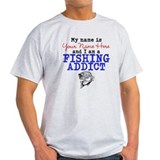 Fishing Mens Light T-shirts