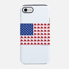 Bull-Flag.png iPhone 7 Tough Case
