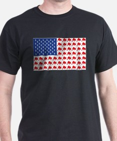 Bull-Flag.png T-Shirt