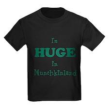 Im Huge in Munchkinland T