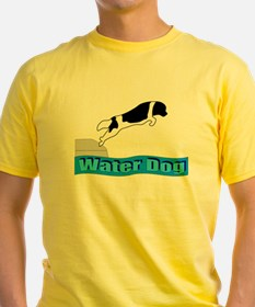 Water Dog - Landseer T-Shirt