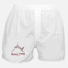 BullShark Scuba Diver Boxer Shorts