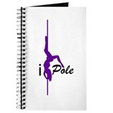 Pole dancing Journals & Spiral Notebooks