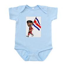 3D Costa Rica Infant Creeper
