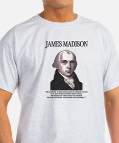 Madison - Church & State T-Shirt