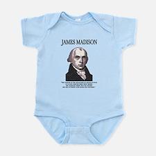 Madison - Church & State Infant Bodysuit