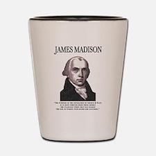 Madison - Church & State Shot Glass
