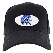 Galactic Butterfly Baseball Hat