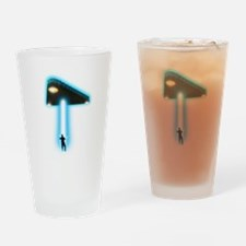 TR-3B Abduction Drinking Glass