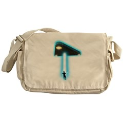 TR-3B Abduction Messenger Bag
