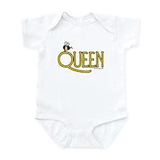 Queen Infant Creeper