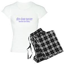 Size 4black Pajamas
