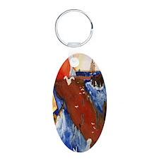 Native American Art Keychains