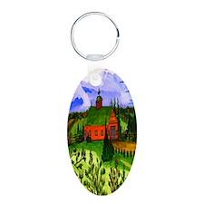 Farm House Keychains