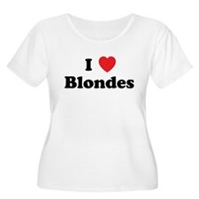 I Heart Blondes T-Shirt
