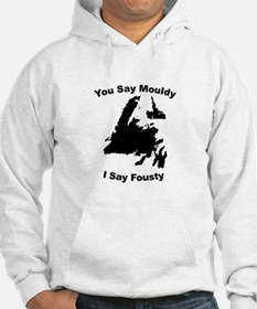 Funny Maps and places Hoodie