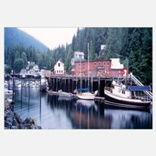 Telegraph Cove Vancouver Island British Columbia C
