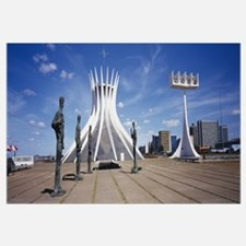 Modern Architecture Brasilia Brazil