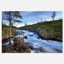 Firehole river Yellowstone National Park Wyoming
