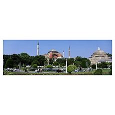 Church of Hagia Sophia Istanbul Turkey Poster