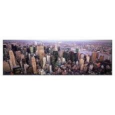 New York NY Poster
