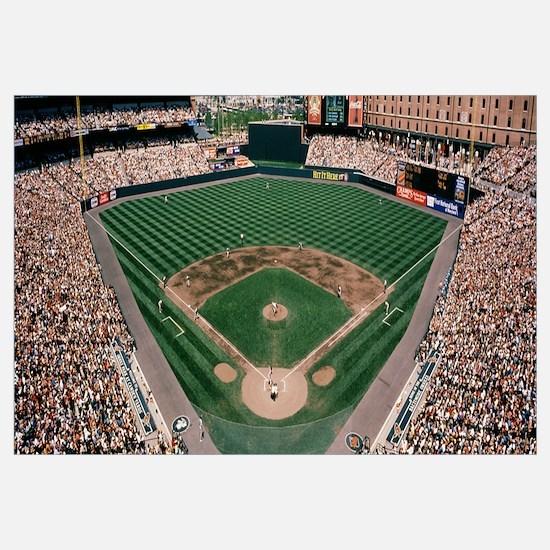 Camden Yards Baseball Field Baltimore MD
