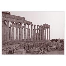 Acropolis Selinunte Archeological Park Italy