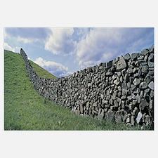Stone Wall County Galway Ireland