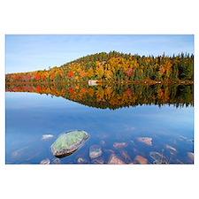 Jigging Cove Lake, Cape Breton Highlands National