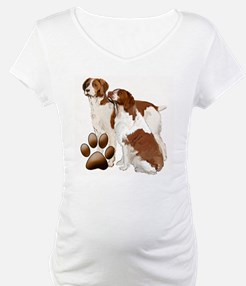 two brittaany spaniels Shirt
