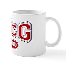 USCG Girlfriend Mug