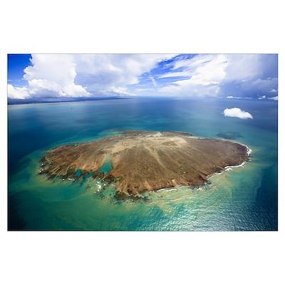 Sebastiao Gomes Reef, Caravelas, southern Bahia, B Poster