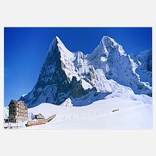 Eiger Monch Kleine Scheidegg Switzerland