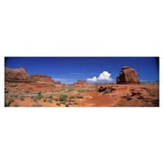 Arches National Park Moab Utah Poster