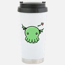 Sweethulhu cute Cthulhu Stainless Steel Travel Mug