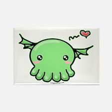 Sweethulhu cute Cthulhu Rectangle Magnet