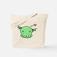 Sweethulhu cute Cthulhu Tote Bag
