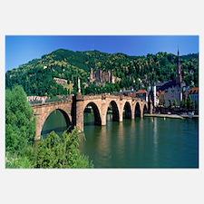 Karl-Theodor Bridge Heidelberg Germany