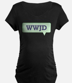 WWJD - What Would Jesus Do - T-Shirt
