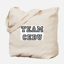 Team Cebu Tote Bag
