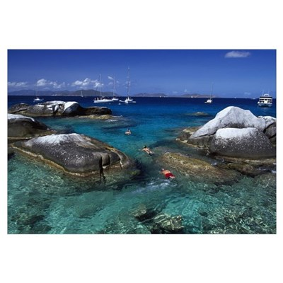 Virgin Gorda British Virgin Islands Canvas Art