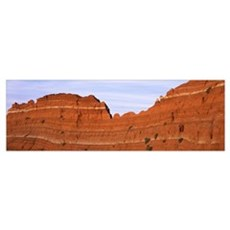 Palo Duro Canyon State Park TX Poster