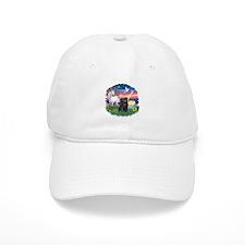 MagicalNight-Black Pug Baseball Cap