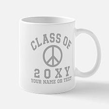 Class Of 2012 Peace Mug