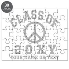 Class Of 2012 Peace Puzzle