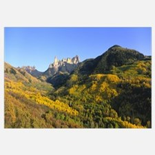 Colorado, Uncompahgre National Forest, Cimarron Ri