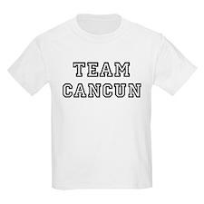 Team Cancun Kids T-Shirt