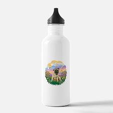 Guardian - Pug #6 Water Bottle