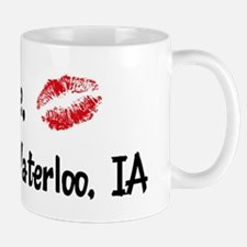 Kiss Me: Waterloo Mug
